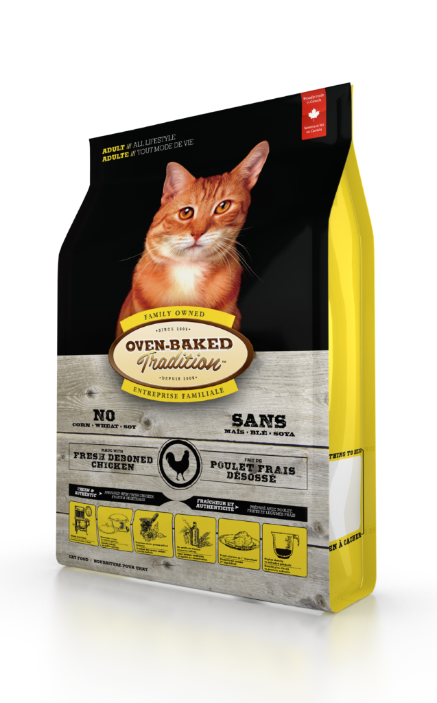Oven Baked Tradition Adult All Life Style Cat Food Magna Pro